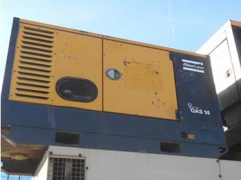 Stromgenerator Atlas copco QAS14