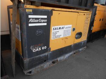 Stromgenerator Atlas copco QAS60