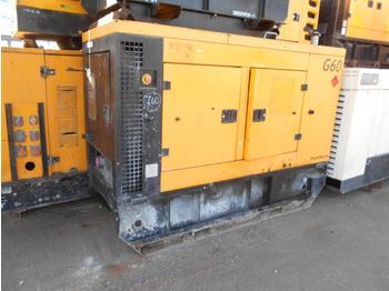 Stromgenerator Doosan G60