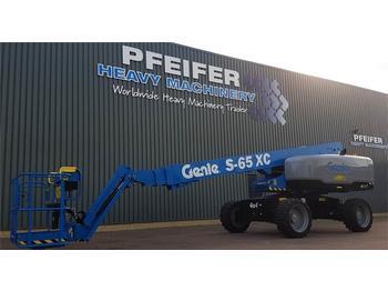 Teleskopbühne Genie S65XC Diesel, 4x4 Drive, Xtra Capacity 454 kg, 22m