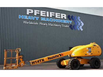 Teleskopbühne Haulotte H14TX Diesel, 4x4 Drive, 14,07m Working Height, 10