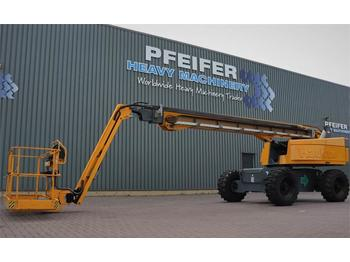 Teleskopbühne Haulotte HT23RTJO Valid inspection, *Guarantee! 4x4 Drive,