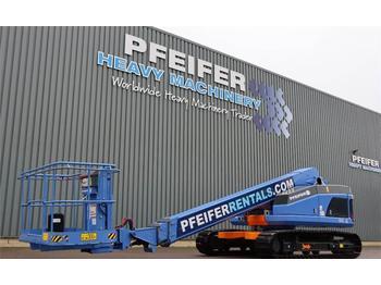 Teleskopbühne Nagano S15AUJ Valid inspection, *Guarantee! Diesel, 15 m