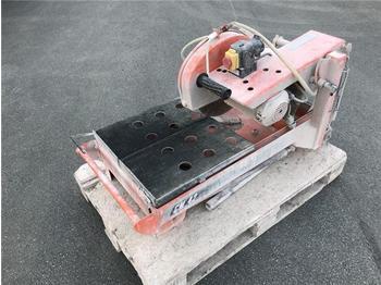 Baumaschine  / -  Tisch Steinsäge Clipper CM 42