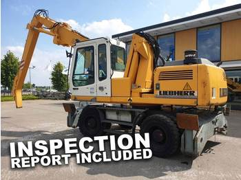 Liebherr A904 MH  - Umschlagbagger