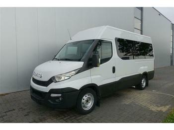 Iveco DAILY 35S130 MANUAL 9 SEATS + 2X WHEELCHAIR  - Kleinbus