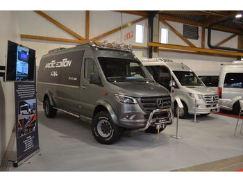 MERCEDES-BENZ Sprinter 519 4x4 high and low drive - Kleinbus