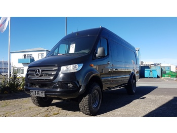 Mercedes Benz ARCTIC EDITION 4x4 High and Low drive 519 - Kleinbus