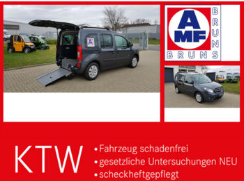 Kleinbus Mercedes-Benz Citan 111 TourerEdition,AMF Rollstuhlrampe,EURO6
