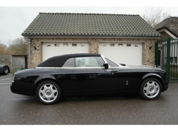 Kleinbus Rolls-Royce Phantom Drophead Coupe