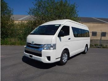 Kleinbus Toyota 2.4 High Roof