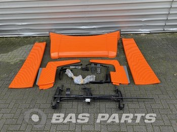 VOLVO FH4 Spoilerset Volvo FH4 Globetrotter L2H2  Globetrotter L2H2 - Aeropack/ Spoiler