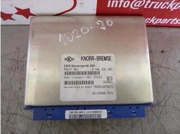 Bremse Man TGA ABS control unit 81.25808.7033