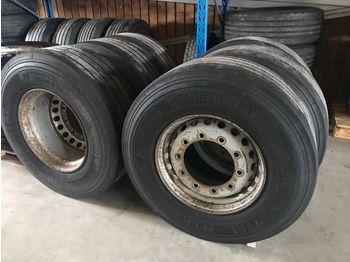 Räder/ Reifen Continental Regional trafic