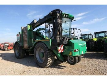 ALBACH SILVATOR 2000 self-drive Chopper/harvester /612hp / crane - Holzschredder