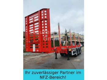 Holztransporter Kässbohrer XS RT-FB MAXIMA  Langholz  SANH NEU!  ExTe Runge