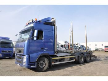 Holztransporter VOLVO FH13 540