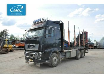 Leasing VOLVO FH16 - Holztransporter