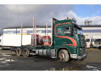 Holztransporter VOLVO FH16 540 6X4