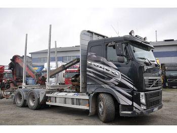 Holztransporter VOLVO FH550 6X4