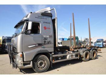 Holztransporter VOLVO FH660