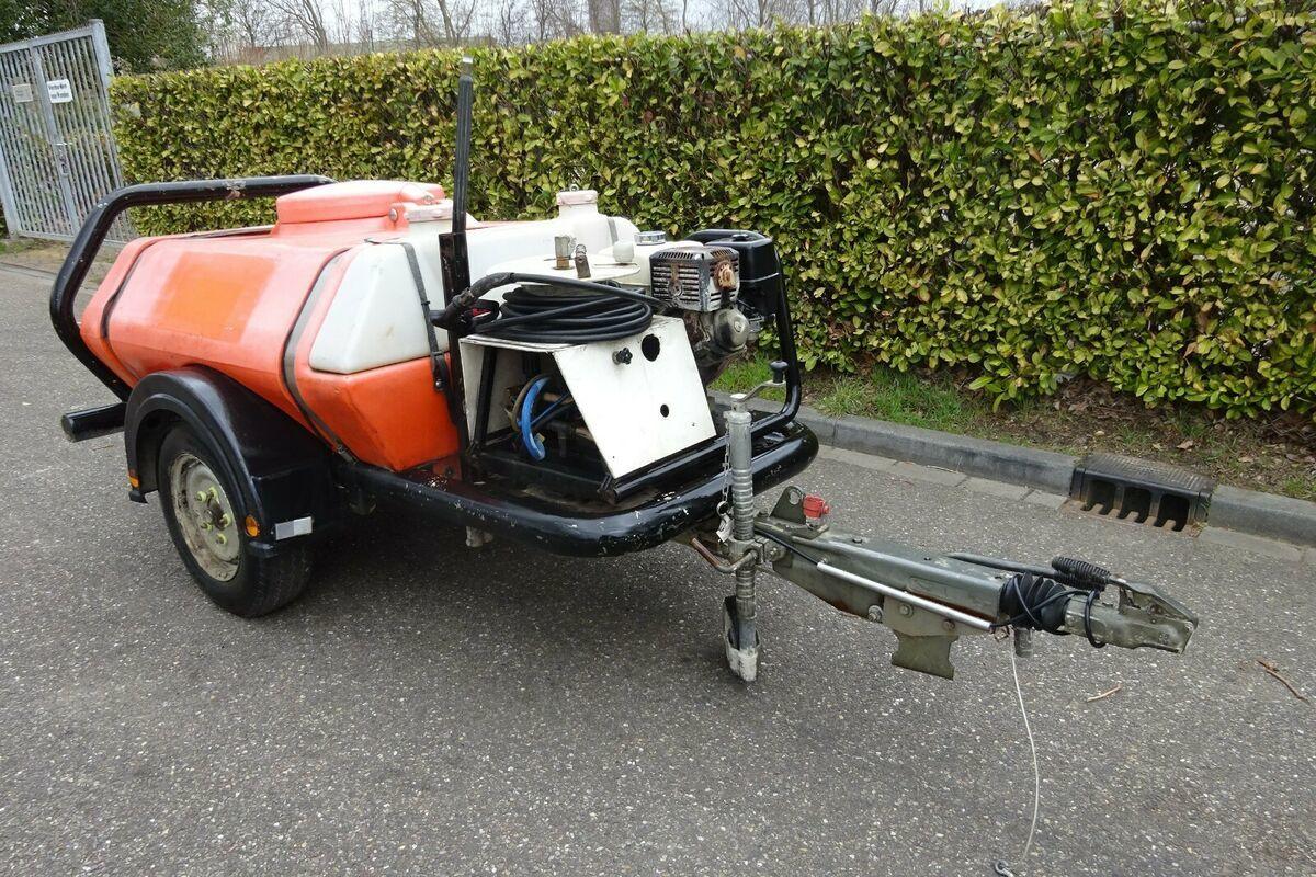 Kommunal-/Sonderfahrzeug Brendon BD0A Hochdruck Reiniger