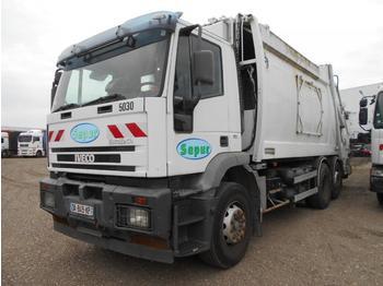 Müllwagen Iveco Eurotech 240E26