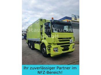 Müllwagen Iveco Stralis AD 260S36 ZÖELLER Pressmüll