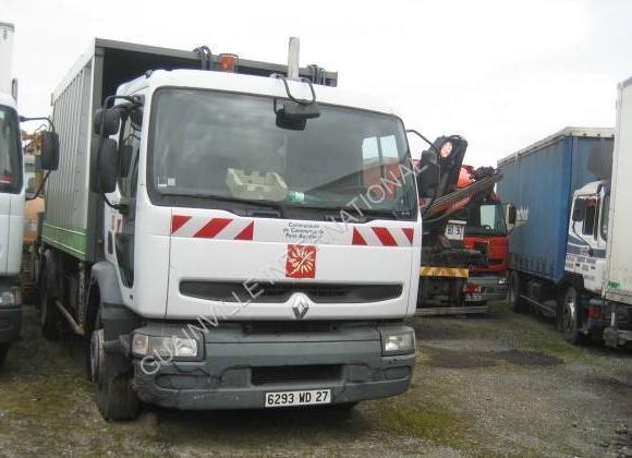 Müllwagen Renault Premium 260