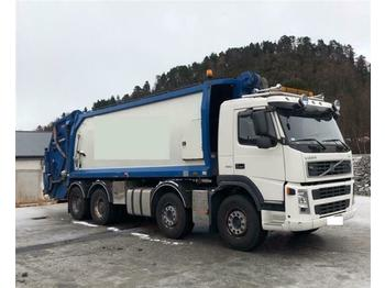 Volvo FM480 - SOON EXPECTED - 8X4 NORBA HUB BREDUCTION  - Müllwagen