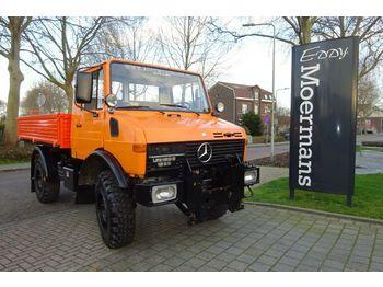 Kommunal-/Sonderfahrzeug Unimog U 1250 6 Cylinder Diesel