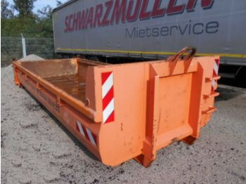 Abroll Container, Stahl  - Abrollkipper