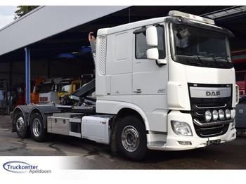 Abrollkipper DAF XF 460 Euro 6, 6x2, Joab 20 Tons, Truckcenter Apeldoorn