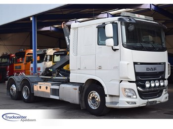 Abrollkipper DAF XF 460, Euro 6, 6x2, Truckcenter Apeldoorn