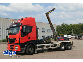 Abrollkipper Iveco AS260S500 6x4, Hyvalift, Schalter, 1-Hand!!!