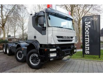 Iveco AT340T45 8x4 AP Achsen  - Abrollkipper