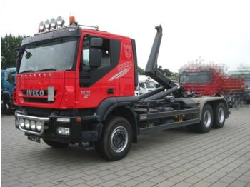 Abrollkipper Iveco TRACKER AT260T50 6x4 Abrollkipper Meiller
