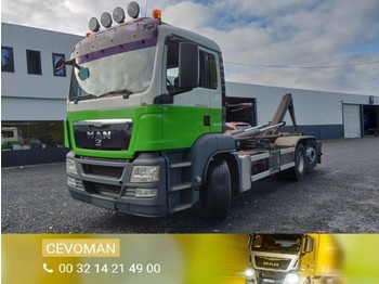 MAN TGS 26.360 Containersysteem - Abrollkipper