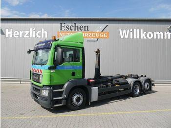 Abrollkipper MAN TGS 26.400 6x2-4 BL, Lift/Lenk, Meiller RK 20.67