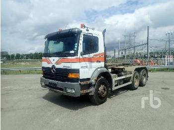 Abrollkipper MERCEDES-BENZ 2628 6x4
