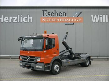 Abrollkipper Mercedes-Benz 1224 L Atego*Hyvalift  Abroller*3 Sitze* 2 AHK