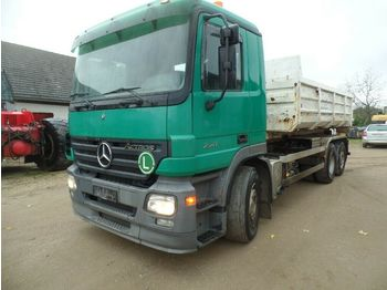 Mercedes-Benz 25-41  - Abrollkipper