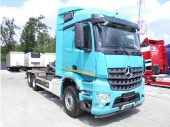 Mercedes-Benz AROCS 2645 6X2 Abrollkipper 2015 TOP  - Abrollkipper
