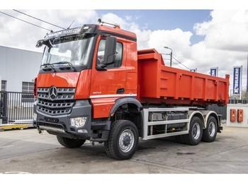 Abrollkipper Mercedes-Benz AROCS 3543 AK + AJK Containersysteem