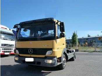 Mercedes-Benz ATEGO 816 - SOON EXPECTED - 4X2 MULTILIFT XR HOO  - Abrollkipper