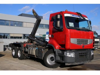Renault PREMIUM LANDER 450 DXI (10 ROUES/TIRES)+INTARDER - Abrollkipper