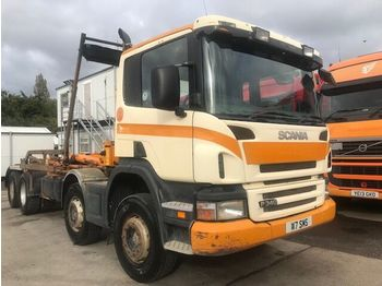 Abrollkipper SCANIA P340
