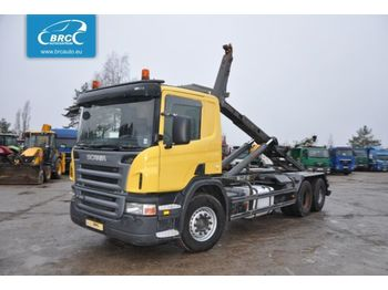 SCANIA P 380 - Abrollkipper