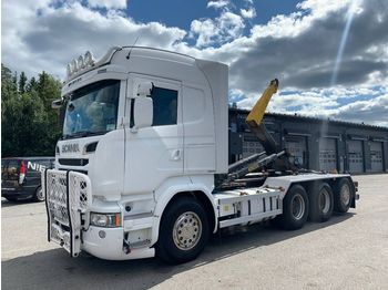 SCANIA R 580 - Abrollkipper