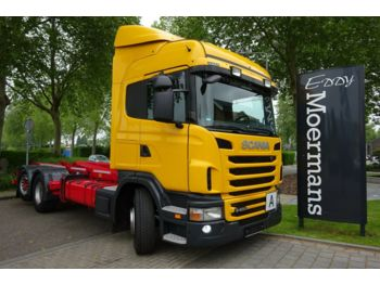 Scania G400 Highline 6x2*4  - Abrollkipper